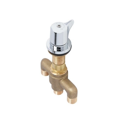 """T&S Brass EC-SMT Mixing Valve thermostatic above deck 1/2"""""""