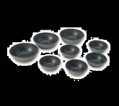 "Matfer Bourgeat 331808 Exopan Pomponnette Mold 2-1/2"" Dia. x 12/13""H Steel - 1 Pack"