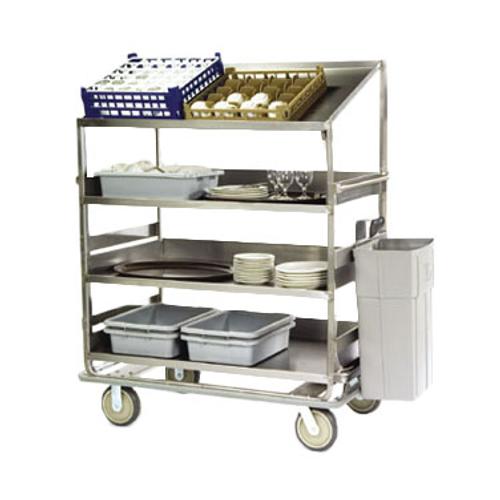 Lakeside B587 Soiled Dish Breakdown Cart