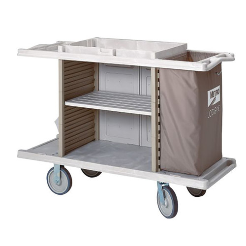Metro LXHK4-ESS-P Housekeeping Cart