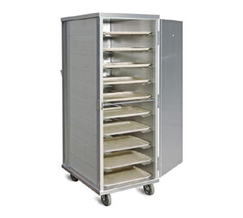 Piper Products AD-10 Enclosed Tray Delivery Cart