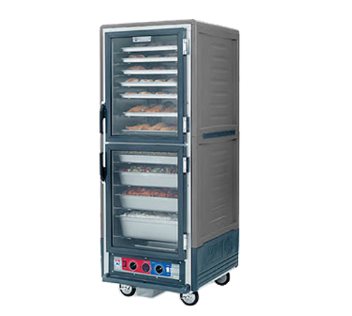 Metro C539-CDC-L-GYA C5 3 Series Heated Holding & Proofing Cabinet