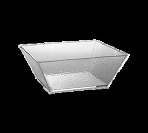 American Metalcraft CRGSQ117  228 oz  Styrene  Square  Rain Bowl