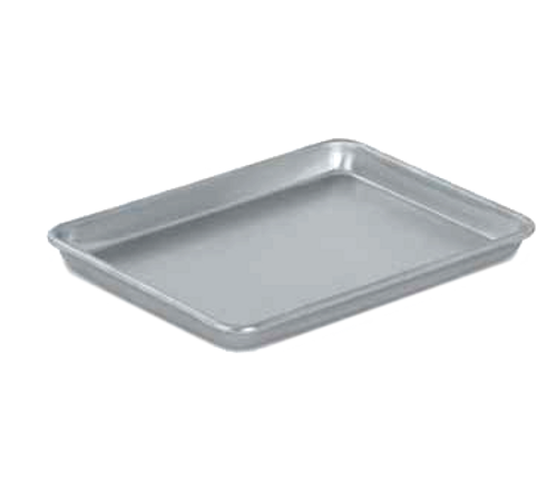 "Vollrath  5220  9.5"" x 1""  Aluminum  Wear-Ever Sheet Pan"