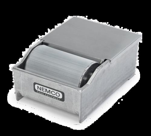 "Nemco 8150-RS 1 lb. Liquid Butter Capacity  4"" Aluminum Roll-A-Grill Butter Spreader"