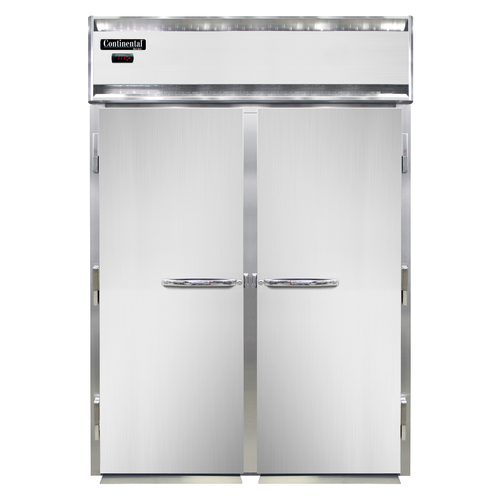 Continental Refrigerator DL2WI-SS-E Designer Line Extra-High Warmer Roll-In