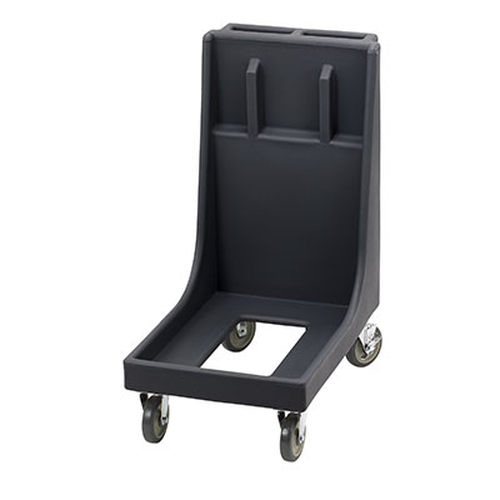 Cambro CD300H110 Black Camdolly With Handle Load Capacity 350 Lbs.