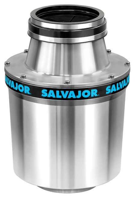 "Salvajor 500-SA-6-ARSS-2Sink Assembly 6-1/2"" Sink Collar 5 HP Motor"