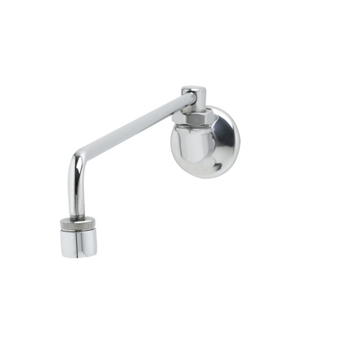"""T&S Brass B-0577-09 Faucet Chinese Range wall mount 9"""""""