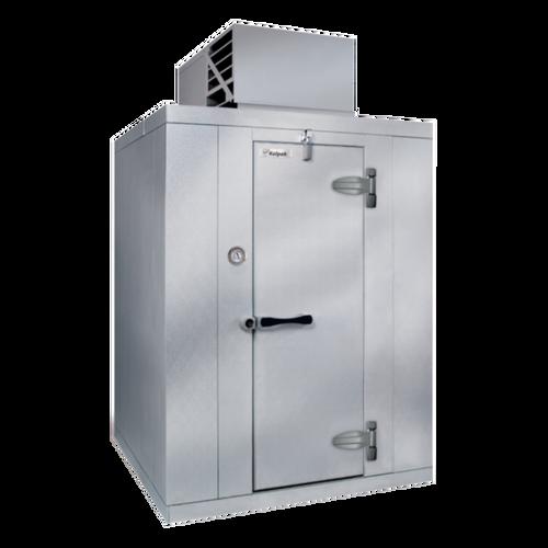 """Kolpak QS7-1208-CT 90.25""""H x 139""""W x 93""""D Indoor Walk-In Cooler"""