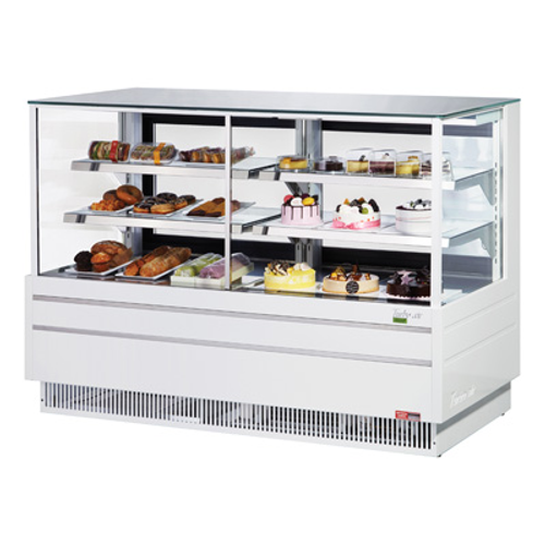 """Turbo Air TCGB-72UF-CO-W(B)-N 72.5""""W Combi Dry and Refrigerated"""