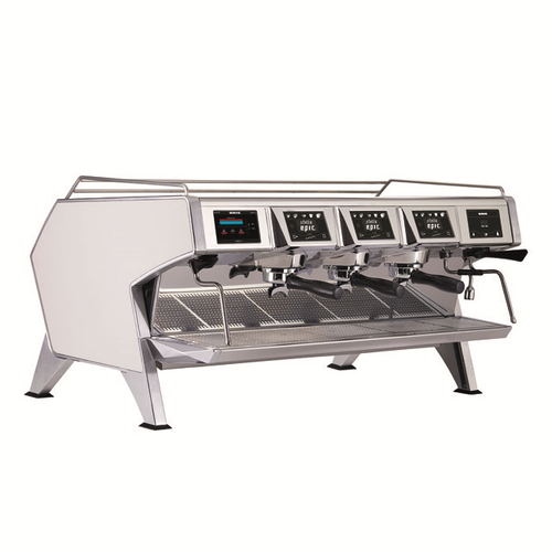 Grindmaster SE3W 3 Group Manual or Programmable Espresso Machine - 230 Volts