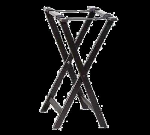 "American Metalcraft WTSB40 18""W x 38""H Black Tray Stand"