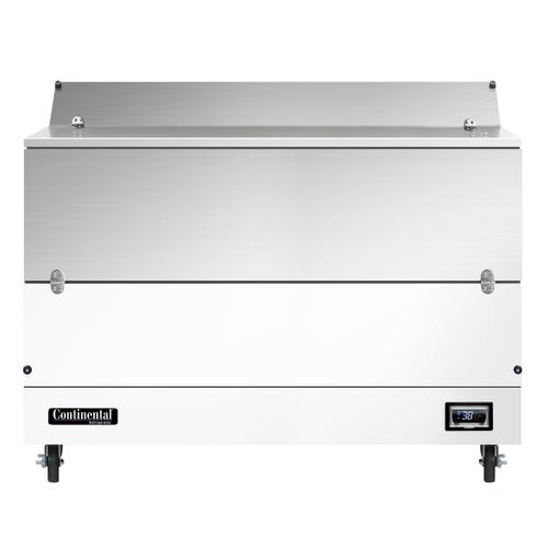 "Continental Refrigerator MC5-D 58""W Milk Cooler"