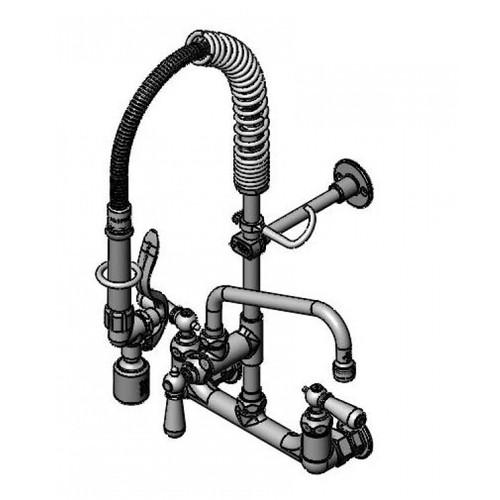T&S Brass MPY-8WCN-08 EasyInstall Mini Pre-Rinse Unit