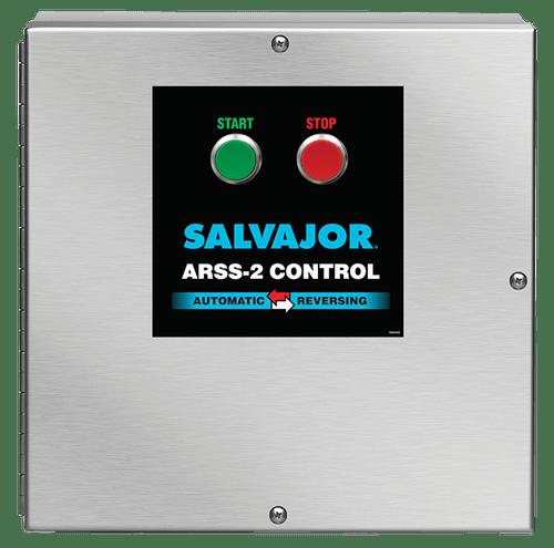"Salvajor 200-SA-6-ARSS-2 Disposer Sink Assembly 6-1/2"" Sink Collar 2 HP Motor"