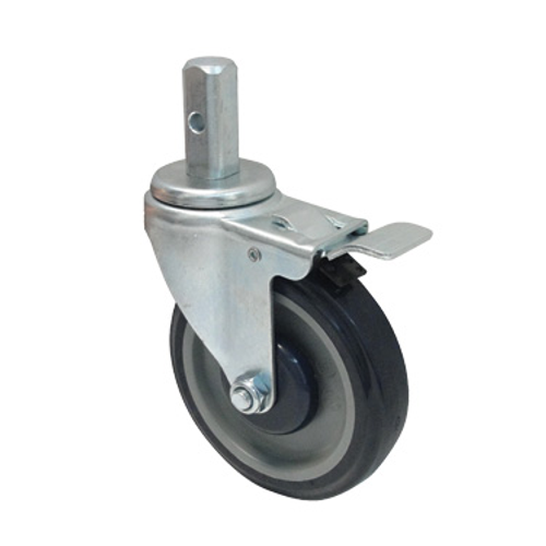 Winco Alrc-5Hk Caster Dia. Stem Heavy Weight With Brake