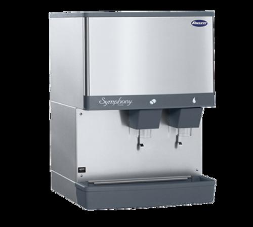 "Follett LLC 110CM-NI-LI 25"" Symphony Ice Maker / Dispenser - 110lb."