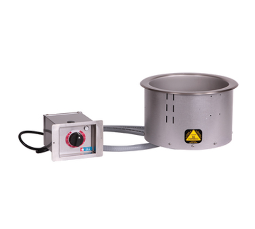 Alto-Shaam 1100-RW-QS Halo Heat Hot Food Round Well - 120 Volts