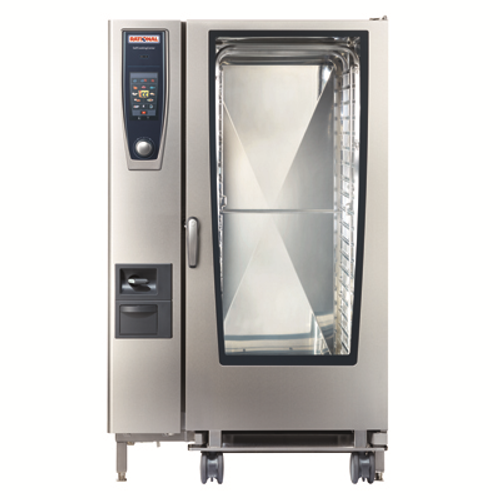 Rational B228106.43 Electric Combi Oven/Steamer - 480 Volts