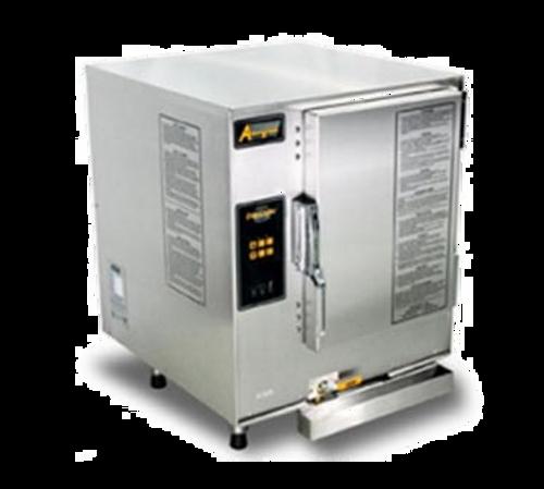 AccuTemp E64403E120 6 Pan Electric Countertop Boilerless Convection Steamer - 440V