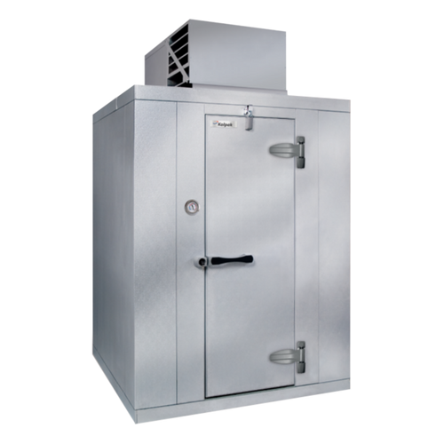"""Kolpak PX6-1010-CT 78.25""""H x 116""""W x 116""""D Indoor Walk-In Cooler"""