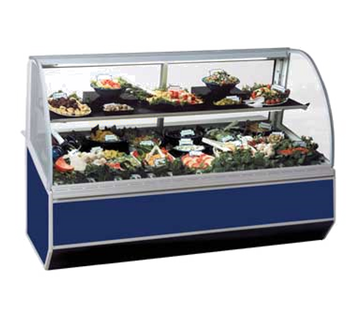 """Federal Industries SN8CD 96.25""""W Series '90 Refrigerated Deli Case"""