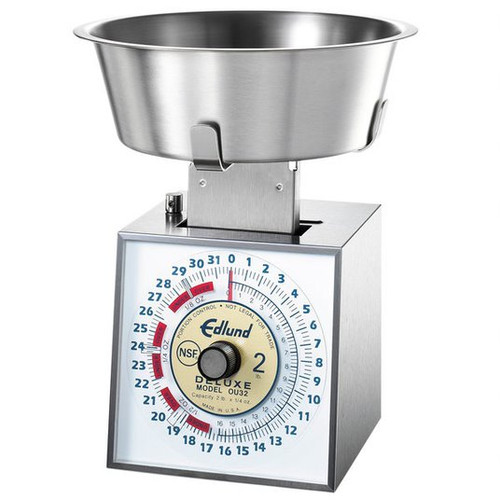 Edlund OU-32  Dial Type Deluxe Scale