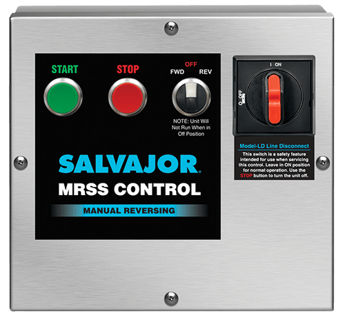 Salvajor 100-SA-MRSS-LD Sink Assembly With Sink Collar (Size to be specified) 1-HP Motor
