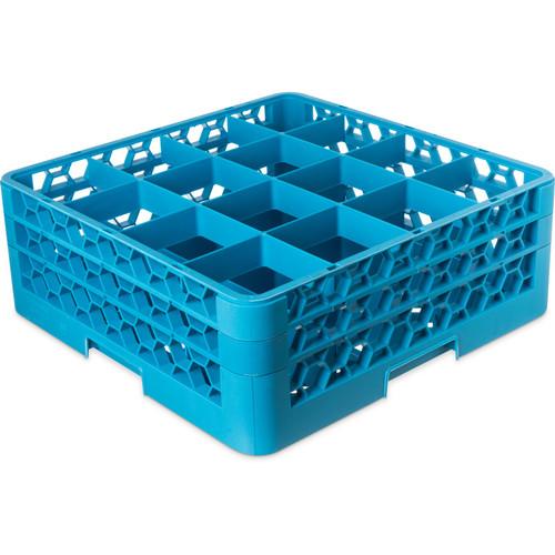 Carlisle RG16-214 OptiClean Dishwasher Glass Rack
