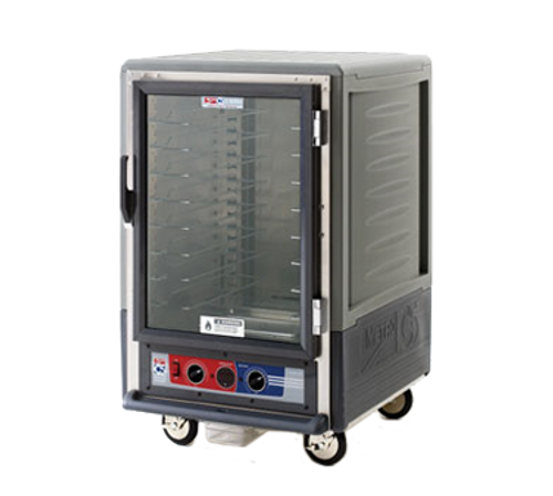 Metro C535-CFC-U-GYA C5 3 Series Heated Holding & Proofing Cabinet
