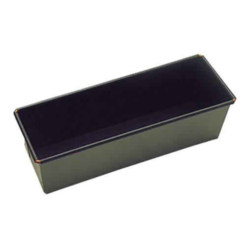 """Matfer Bourgeat 331072 6.33"""" x 3"""" Steel Exopan Bread Mold"""