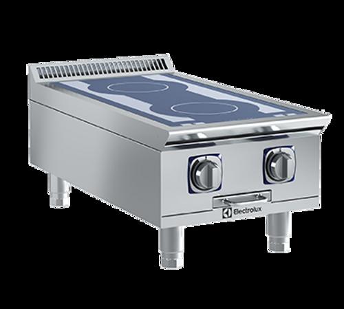 "Electrolux 169107 16"" Electric Restaurant Range Induction Top - 200-240 Volts"