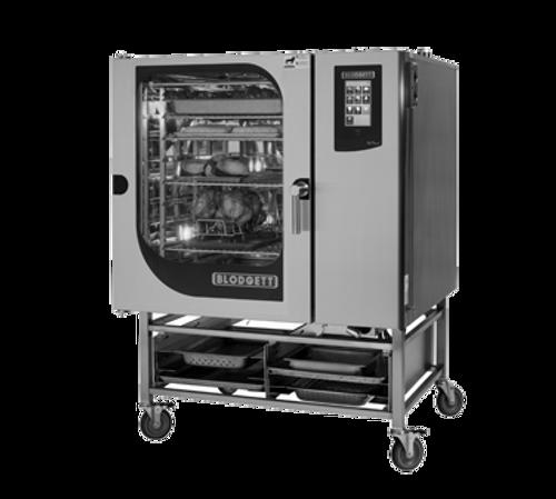 Blodgett BCT-102G Natural Gas Boiler Combi Oven Steamer - 90,000 BTU