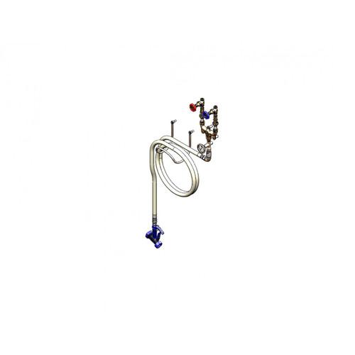 T&S Brass B-1451-01 Washdown Faucet wall mount