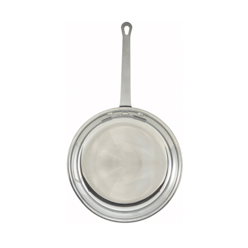 "Winco AFP-14 14"" Aluminum Majestic™ Fry Pan"