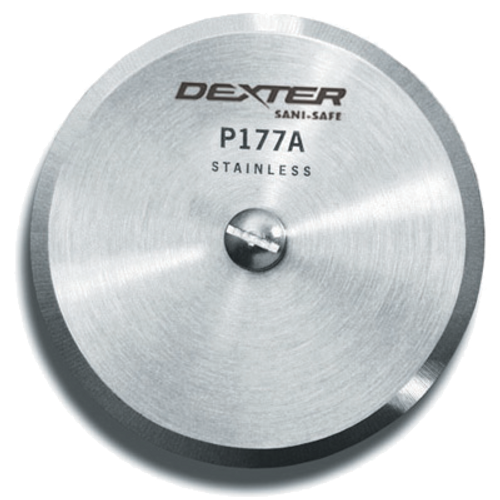 """Dexter P17 4"""" High Carbon Steel Pizza Blade Only"""