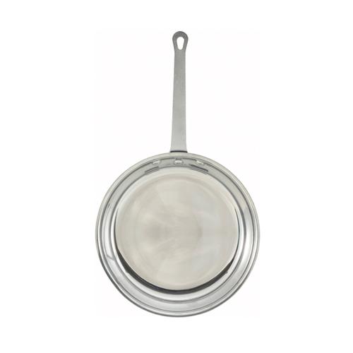 "Winco AFP-10 10"" Aluminum Majestic™ Fry Pan"