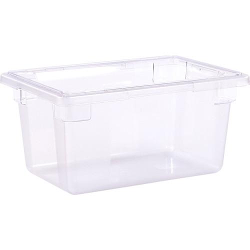 Carlisle 1061207 5 Gal Clear Storplus Food Storage Box