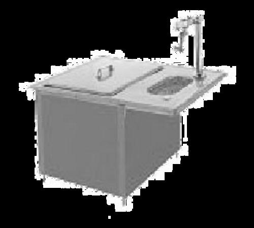"""Randell 9505 23.75""""W Drop-In Ice & Water Unit 44 lb."""