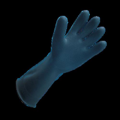 """San Jamar R93517 Rubber Glove 17"""""""