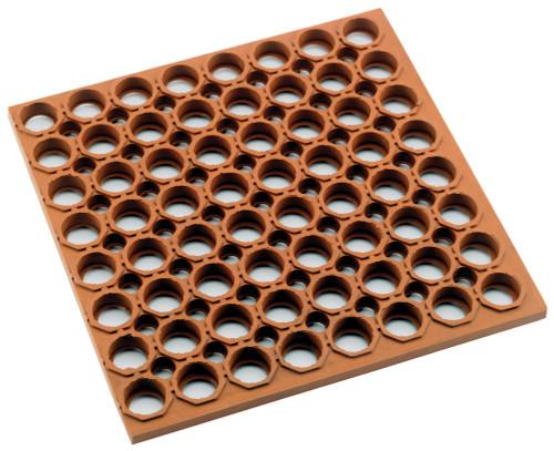 Winco RBMH-35R Floor Mat