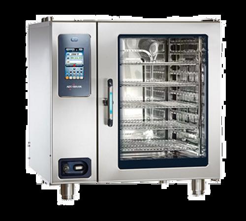 AlTo-Shaam CTP10-20G-QS Natural Gas Boiler-Free Combi Oven/Steamer - 133,000 BTU