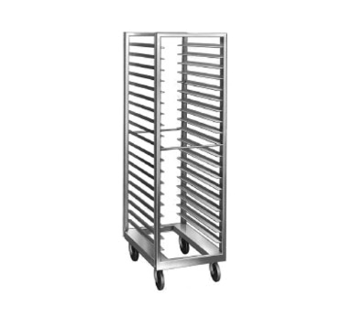 Piper Products RIA58-1826-16 Roll-In Refrigerator Rack