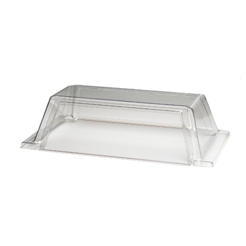 """Star 45SG-1D Grill-Max Hot Dog Roller Grill Sneeze Guard for 24"""" x 28"""" Grills"""