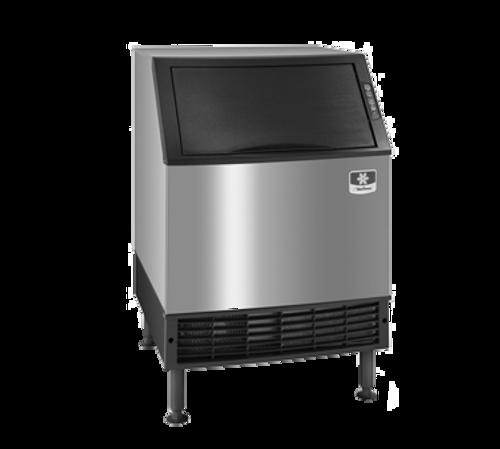 Manitowoc UDF0190A Undercounter Air Cooled Dice Cube Ice Machine - 90 Lb. Bin