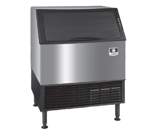 Manitowoc UYF0310A Undercounter Air Cooled  Half Dice Ice Machine - 119 Lb. Bin