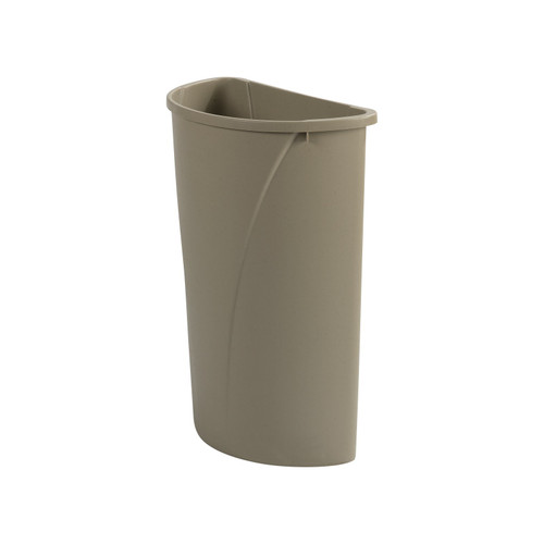 Carlisle 34302123 Centurian Waste Container 21 Gallon Polyethylene Beige