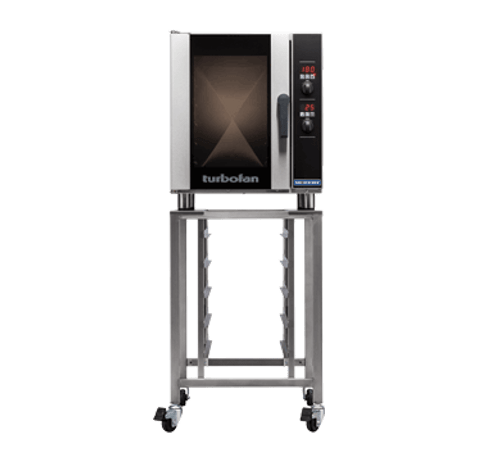Moffat E33D5+SK33 Turbofan Electric Convection Oven with Stand