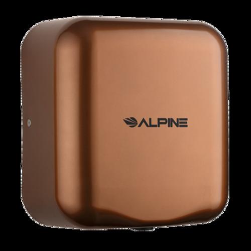 Alpine ALP400-10-COP Hemlock Hand Dryer - 110-120V 1800W